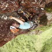 Klettern im Urwald
