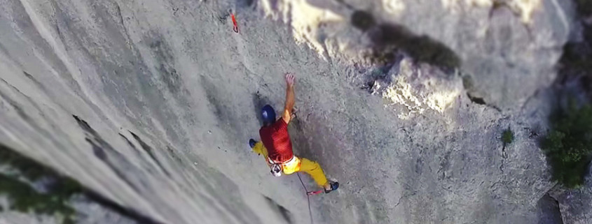 Chris Sharma - Magie Blanche 8b+