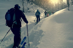 Die Seele des Skifahrens
