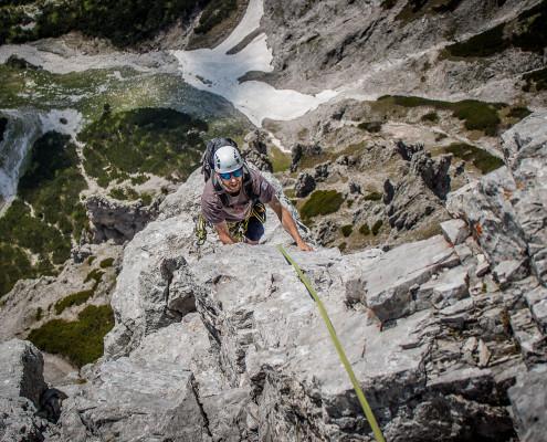 Kalbling Südgrat - Mountain Dudes