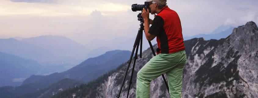 Andreas Hollinger - Bergsteiger & Fotograf